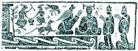 Xi Wang Mu-Grabmalerei
